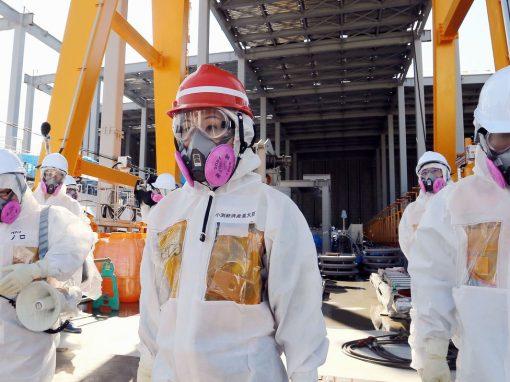 Fukushima war gestern