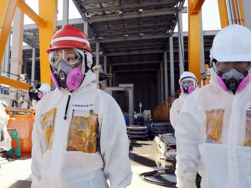 フクシマ戦争(福島は昨日)Fukushima was yesterday
