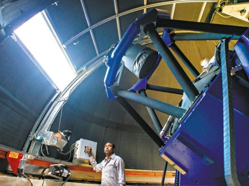 Ethiopia's reach for the stars